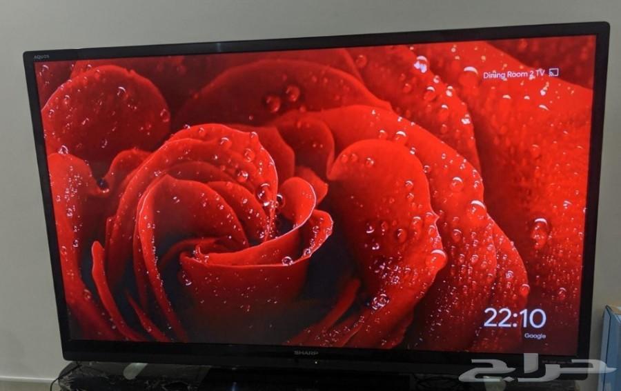 للبيع تلفزيون شارب فل HD 60 بوصه