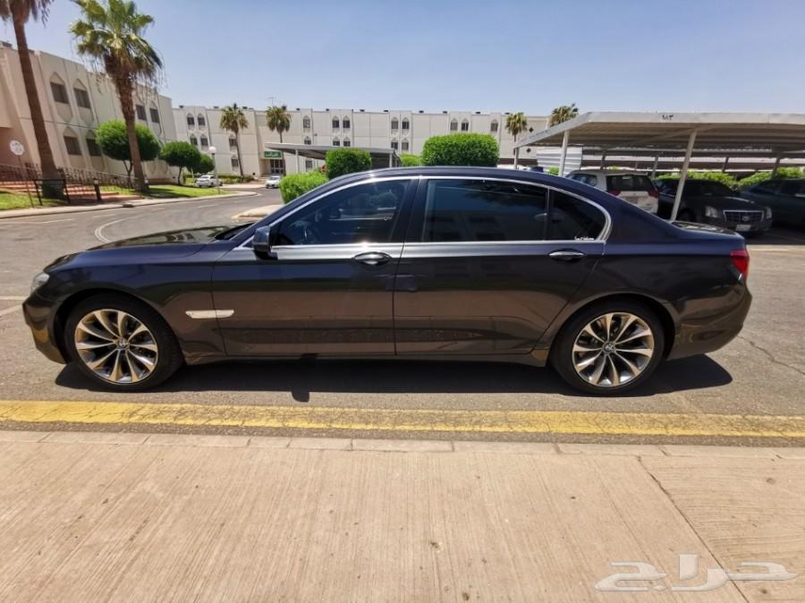 2015 BMW 730 IL
