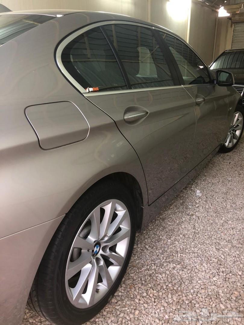 BMW 530i  2013نظيفة جدا