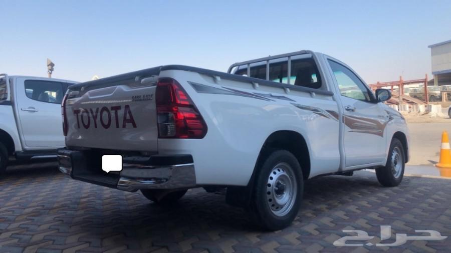 تويوتا هايلكس2018 غمارة مكينة 2000cc سعودي