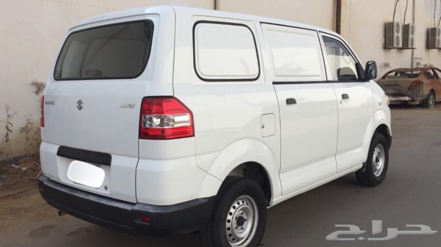 سوزوكي فان نقل .. مبيعات حكومية