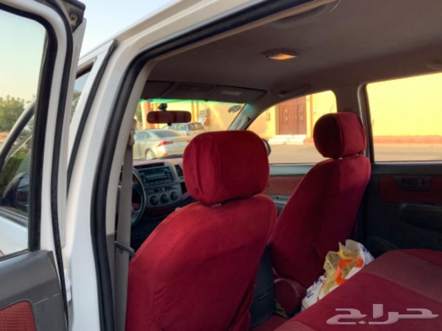 للبيع هايلوكس دبل فل كامل مودي 2012