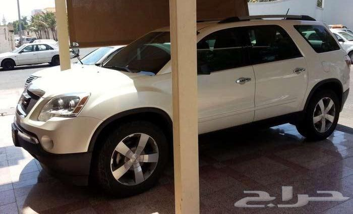 Want to sell GMC Acadia 2011