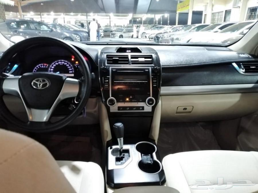 تايوتا كامري S موديل 2015  خليجي