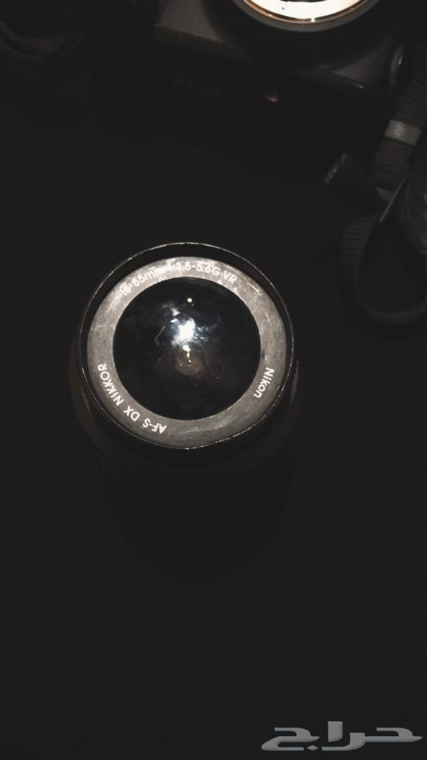 كاميرا نيكون D3100 (ممتازة للمبتدئين)