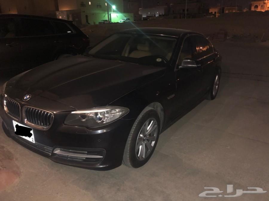 BMW 520i 2014 - بي إم دبليو 2014 520