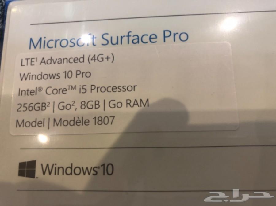 لاب توب مايكروسوفت للبيع