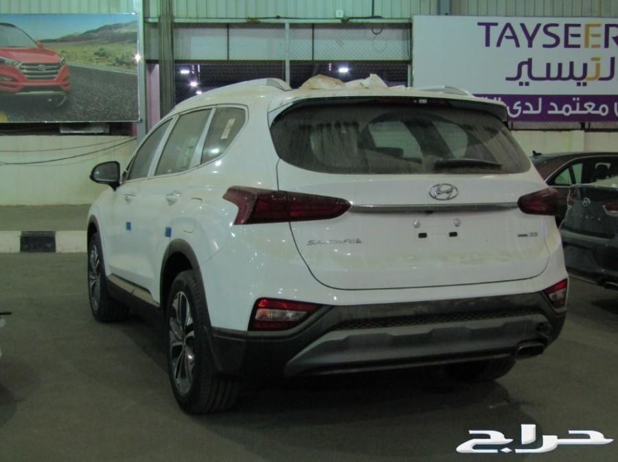 هونداي سنتافي 2020 (V6) دبل السعر 107.000