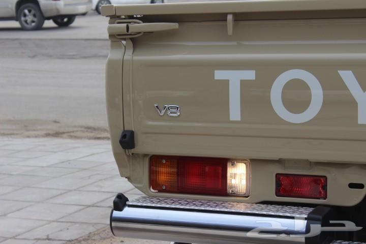 تويوتا شاص غمارتين 2020 ديزل V8 دفلك تيربو
