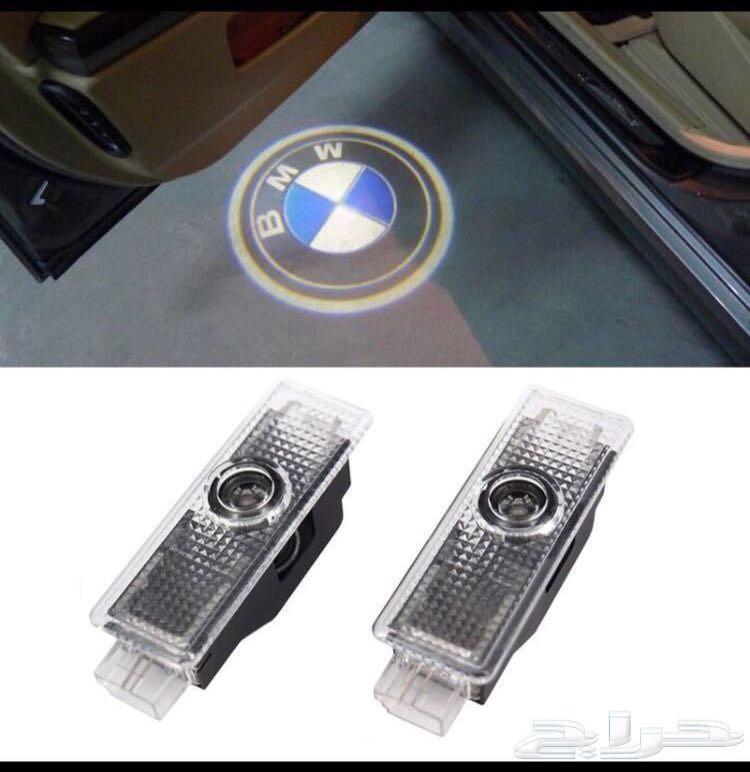 حلقات أنوار ANGEL EYES و بروجكتر BMW