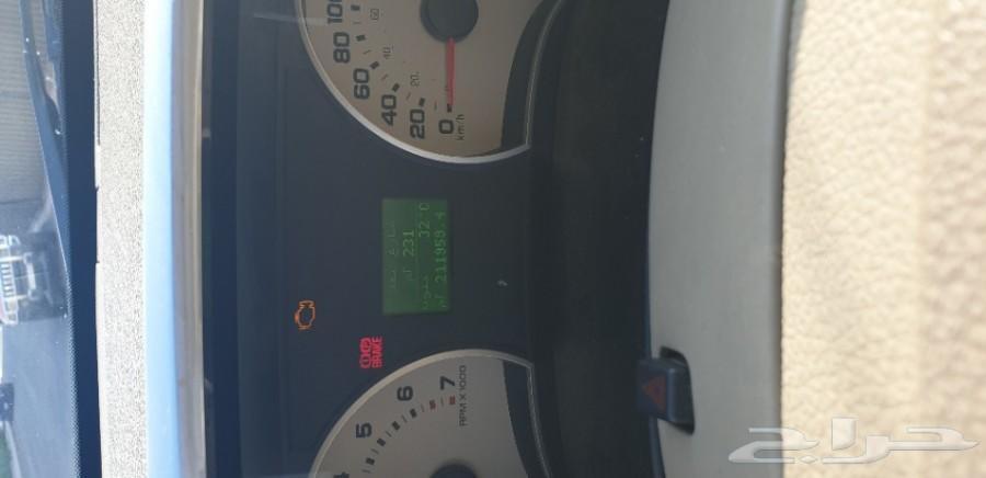فورد اكسبلور 2008 ممشي 210 كيلو