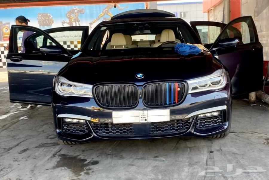 BMW 750IL Model 2016 high option