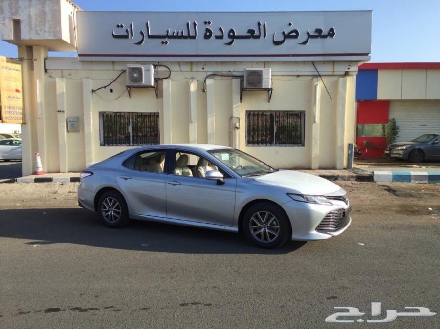 كامري أستاندر LE 2020 2.5 L بنزين وارد عبد ا