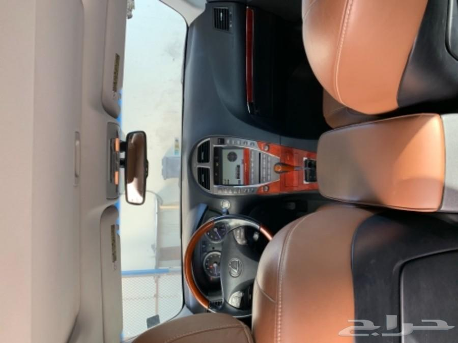 لكزس ES350 2012 نظيف جدا