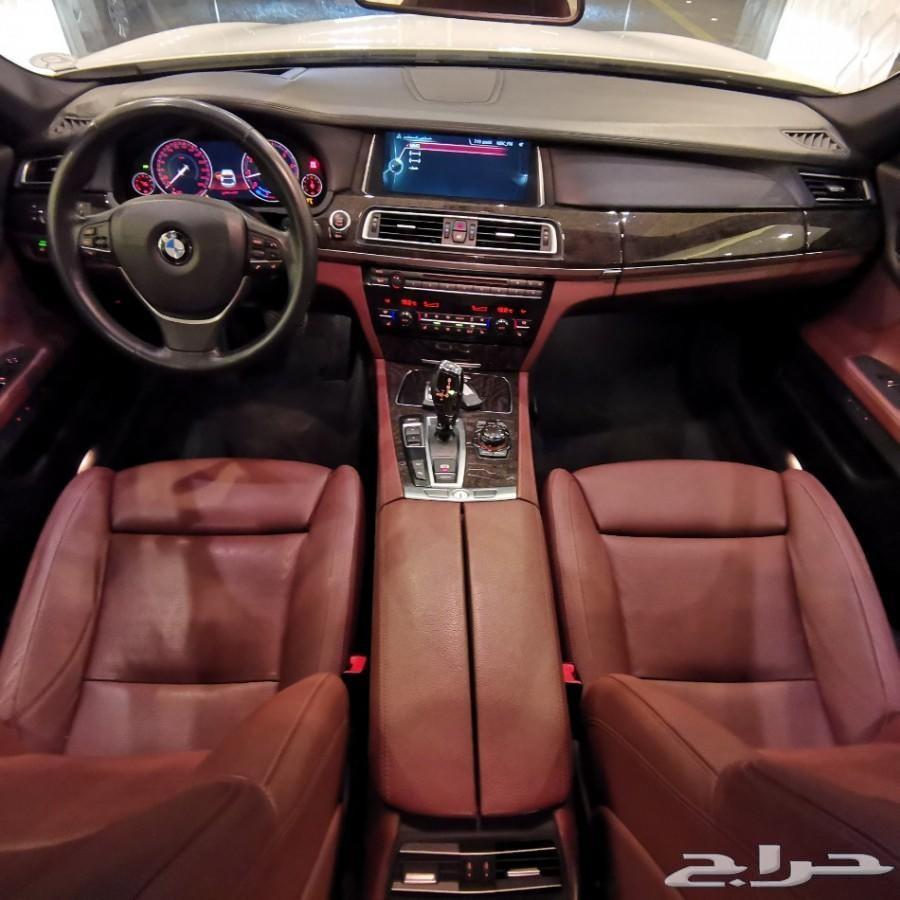 (( تم البيع)) BMW 750  2014