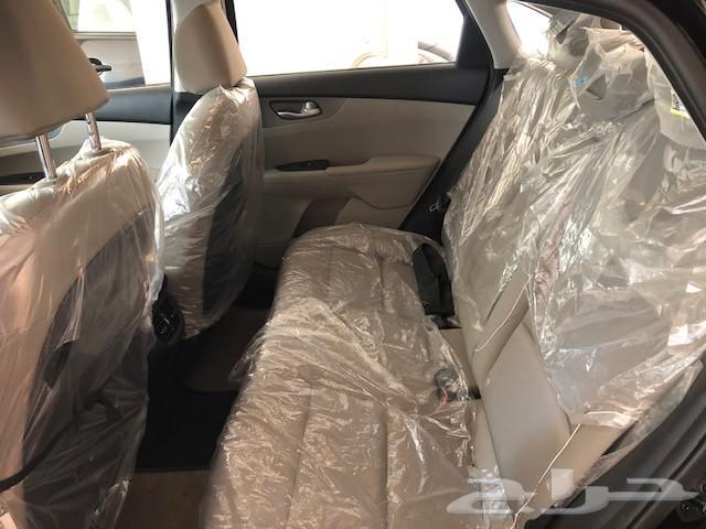 لظروف السفر النهائى للبيع كيا سيراتو 2019م