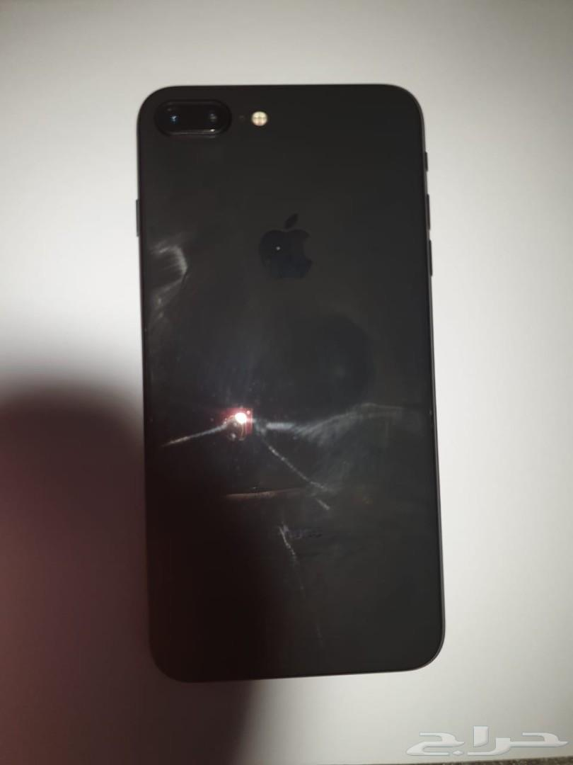 ايفون 8 بلس نظيف