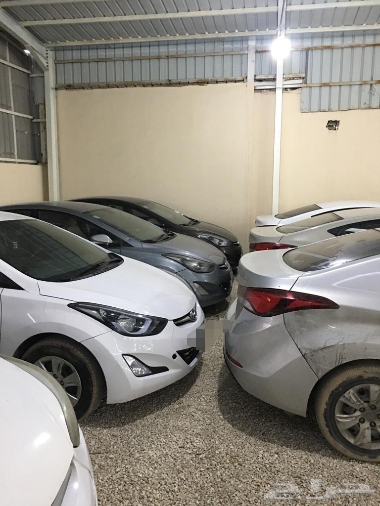(تم البيع) يفضل البيع جملةعدد 17 سيارة النتر