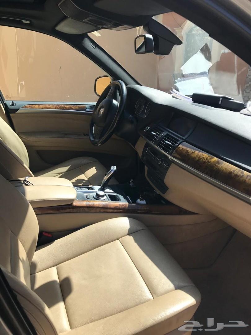 سيارة BMW  X5 موديل 2009 فل كامل