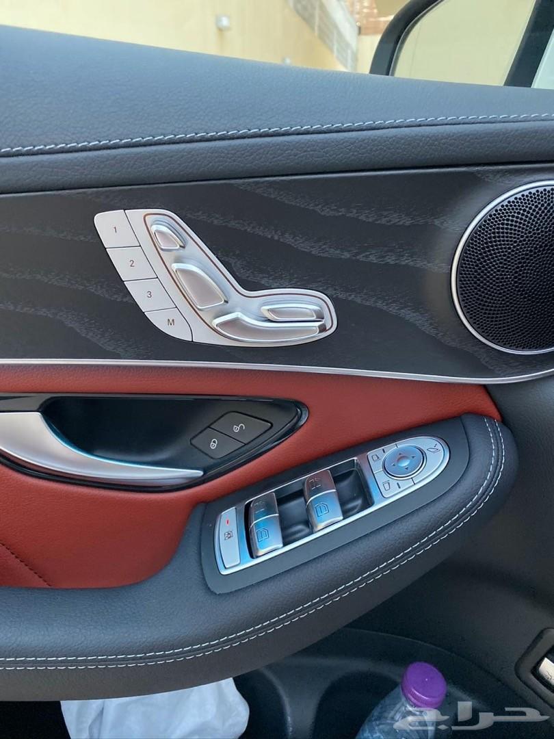 GLC250 coupe 2019