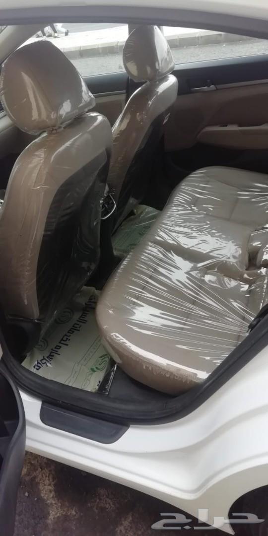 هونداي النترا 2017 ماشي 63000كم نظيف جدا