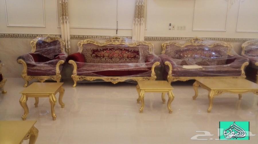 اثاث ملكي تأثيث  مجالس صالات افراح وفنادق