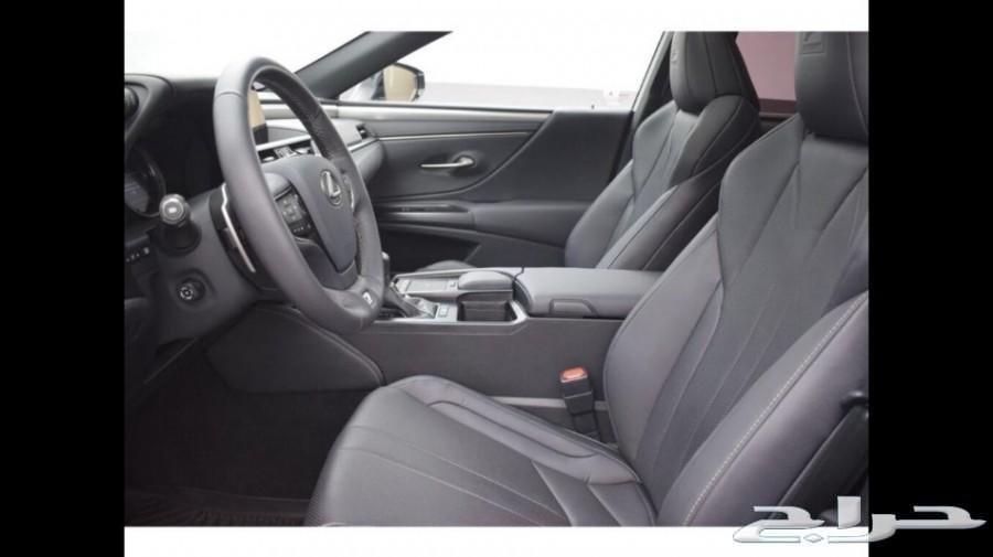 2019  Lexus es350 F sport ب154 الف فقط