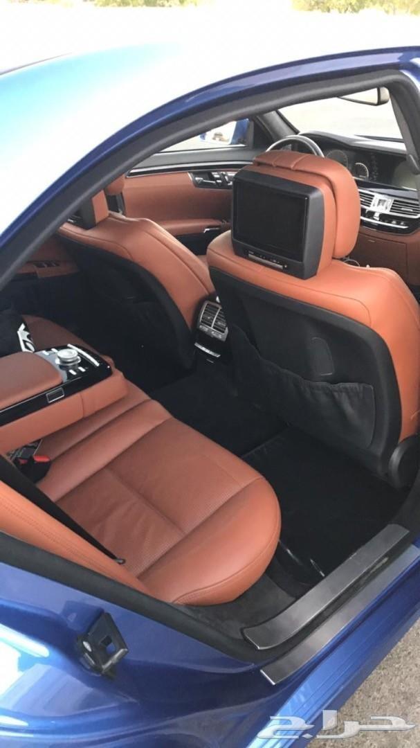 مرسيدس S63 AMG