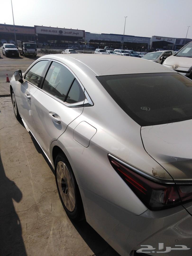 تم البيع لكزس 2020 سعودى ES 250 AA