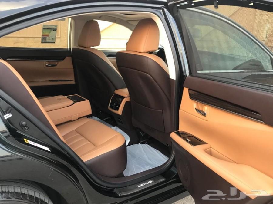 لكزس ES 350 فل كامل 2016 نضيف جدا(تم البيع )