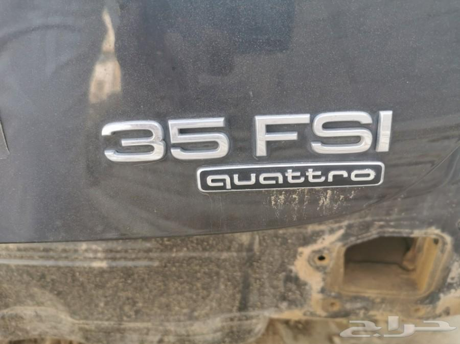 أودي a7 a5 قطع غيار موديلات 2012 وطالع
