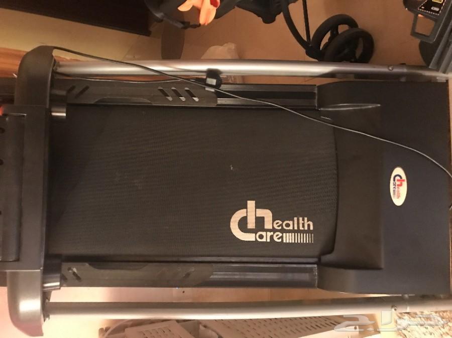 جهاز سير للمشي للبيع ماركة health care