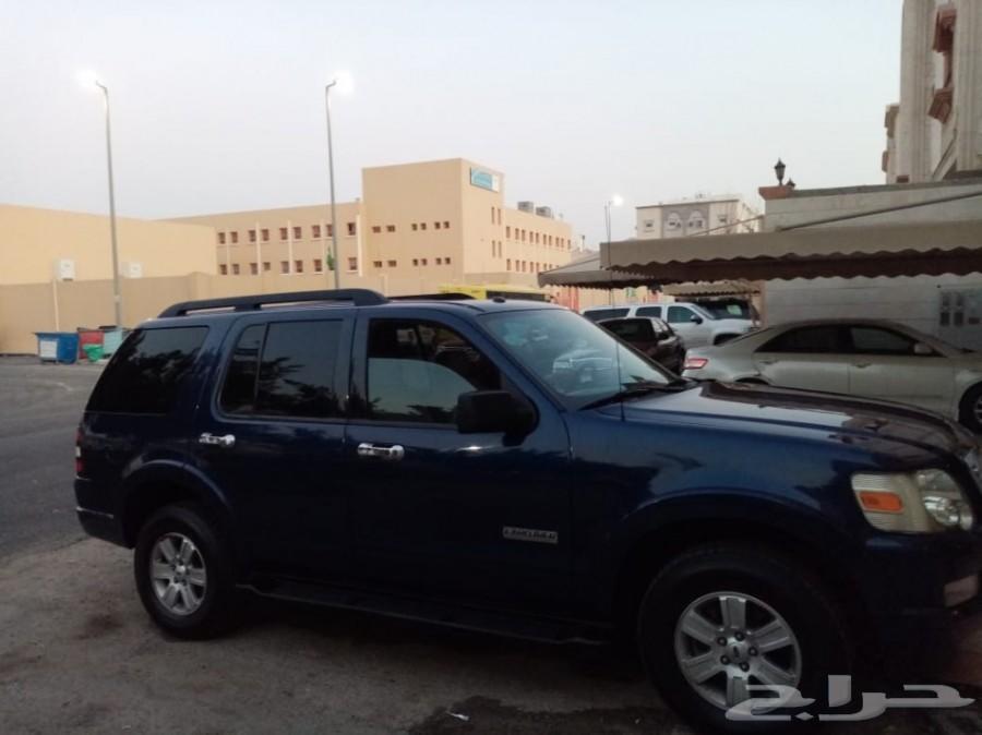 الشرقيه اكسبلور 2008