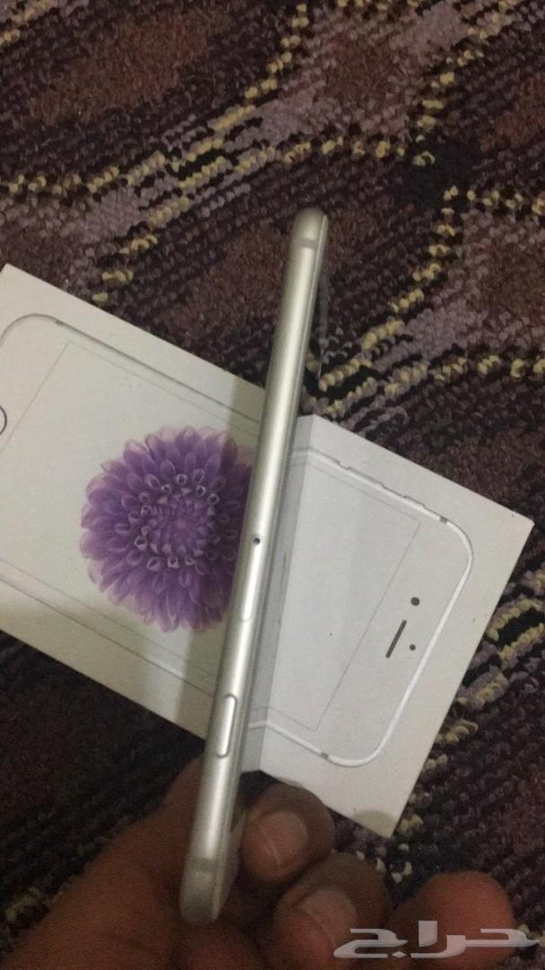 ايفون 6s وايفون 6 العايدى جوالين نظيف جدااا