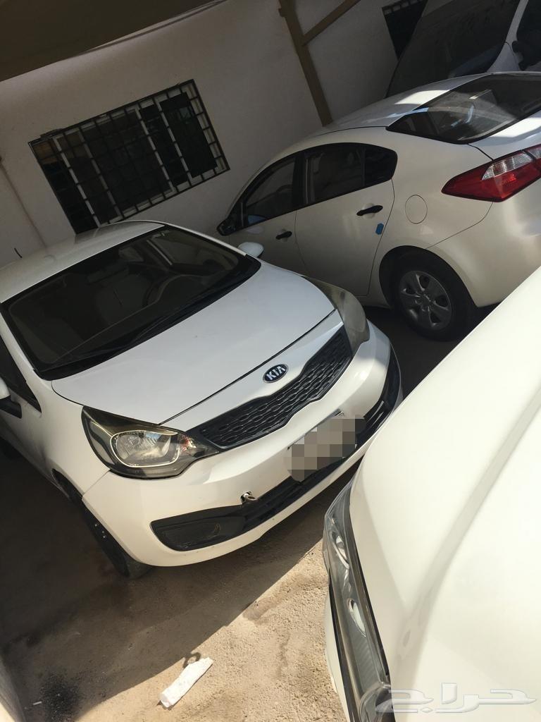 (تم البيع) مجموعة سيارات كيا سيراتو