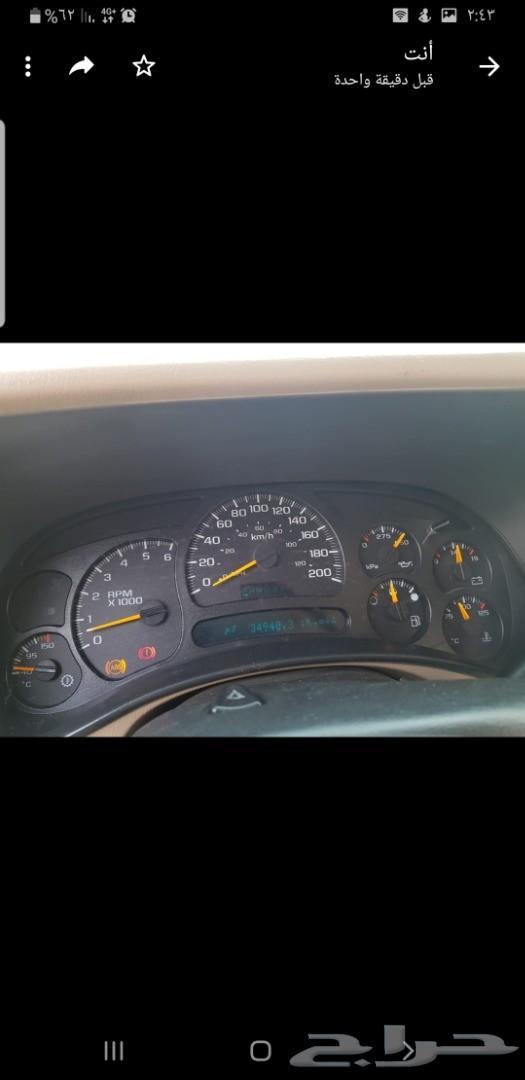 جمس 2003 مكينة 8100 سي سي