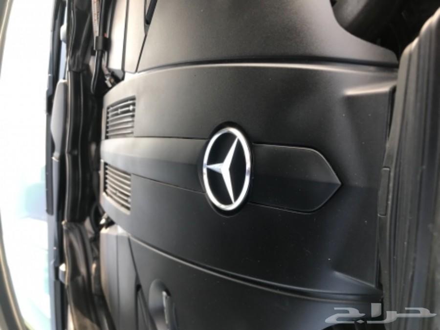 مرسيدس E400 كوبيه  2014