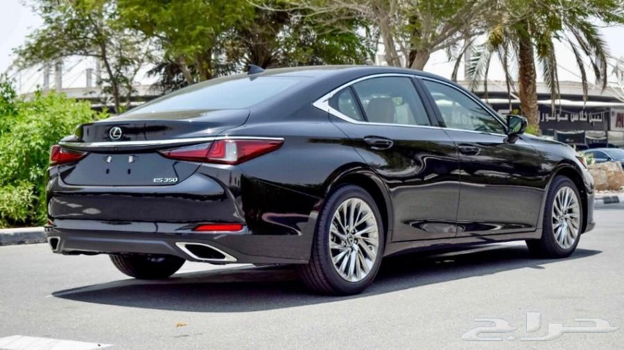 لكزس ES 350 Ultra Luxury موديل 2019 (جديد)
