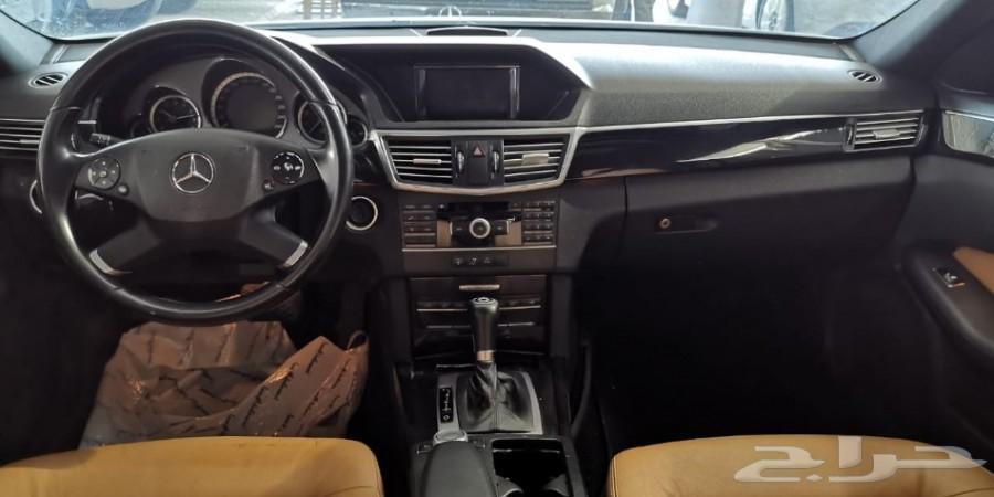 مرسيدس E200 سعودي جفالي