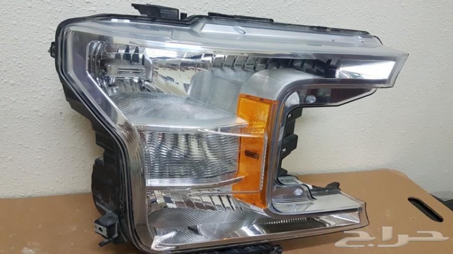 شمعه يمين فورد F150 موديل 2018 اصلي مستعمل