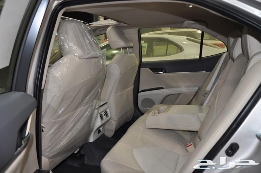كامري قراندي V6 بنزين 2020