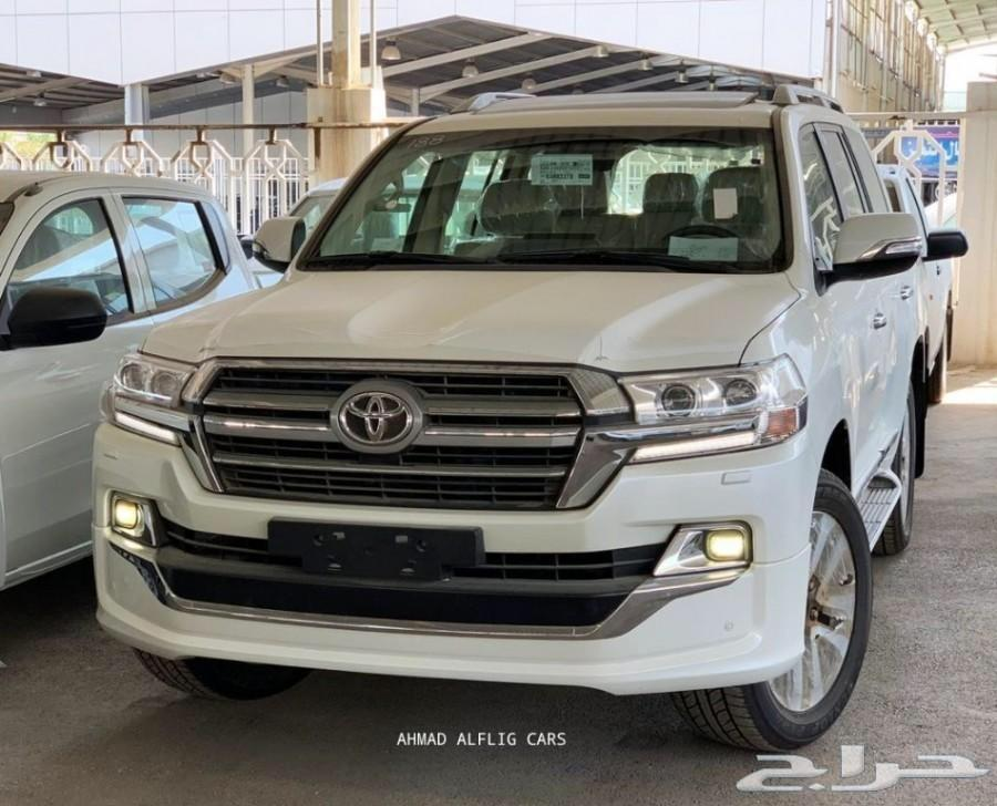 تويوتا لاندكروزر 2019 VXR1 5.7 V8 (سعودي)