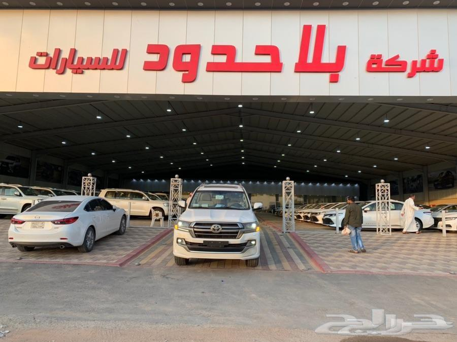 لاندكروزر GXR3 تورينج 2020 سعودي 242.000