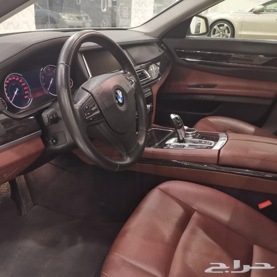 ((تم البيع)) BMW 740 Li