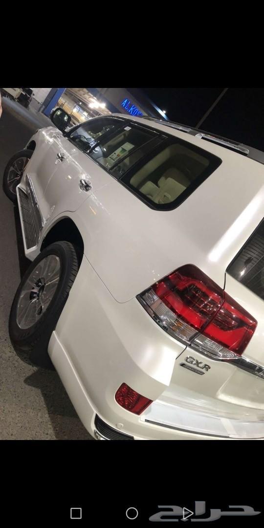 جيب لاندكروزر GXR3 تورينج جلد 2020 (جارالله)