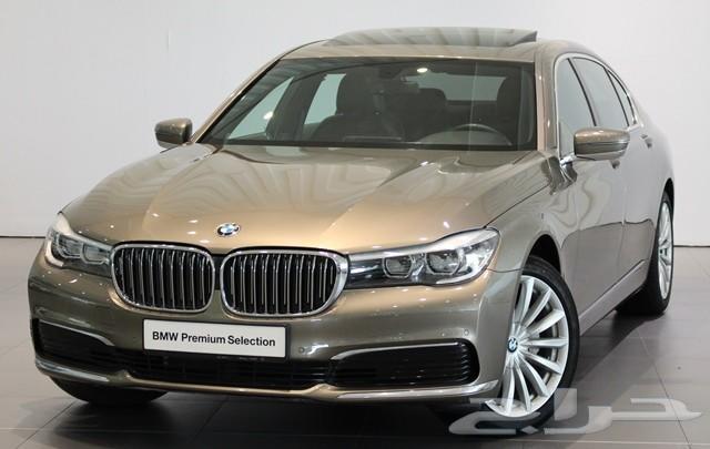 BMW 730Li Sedan - Business عرض خاص