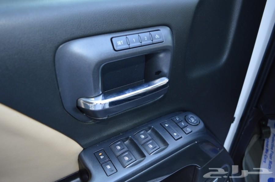 جي ام سي سييرا دبل موديل 2015 بطاقة جمركية