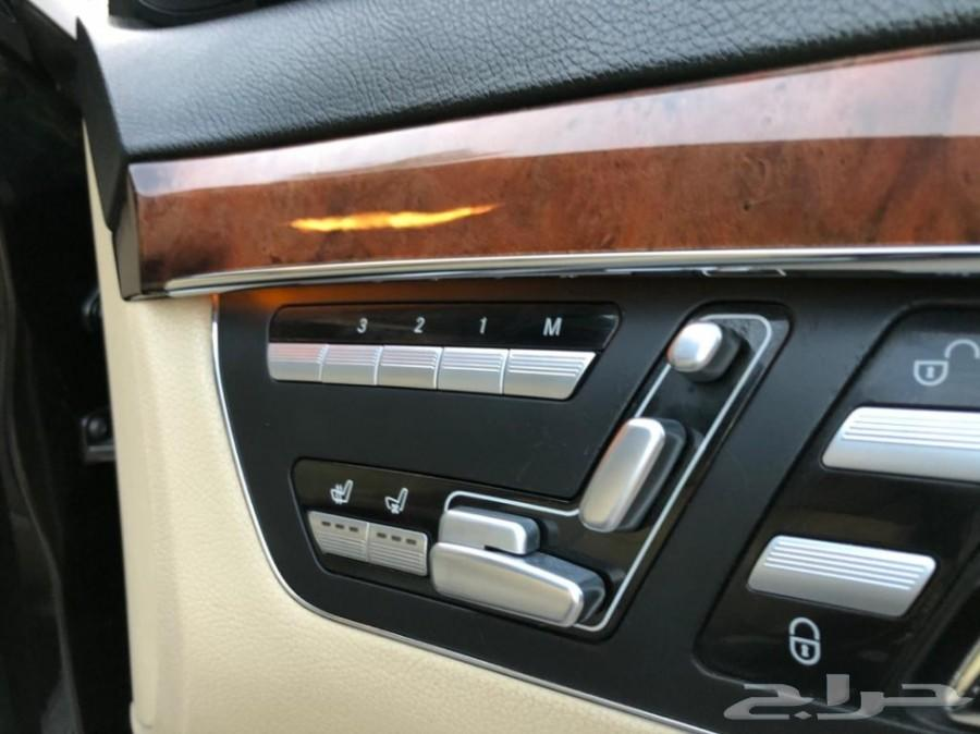 مرسيدس S350 2008 ( تم البيع )