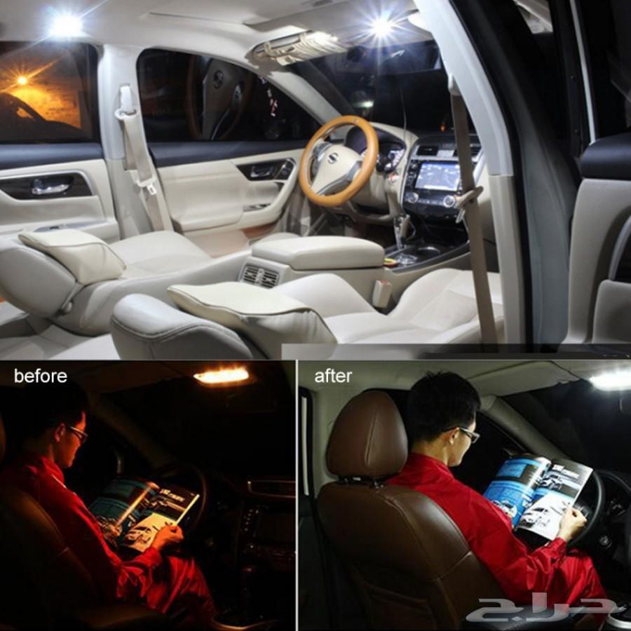 افضل الحلول لأضاءة السيارات عدسات وزينون