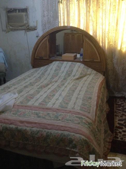غرفة نوم سرير ومرتبة سالي الاصلية(وارد امريكي